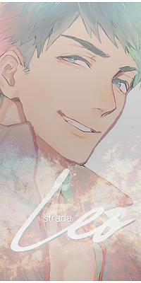 Leo, a.k.a. Yamazaki Sousuke