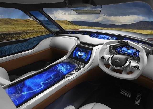 Salon de Genève 2014 : Mitsubishi Concept XR-PHEV 981873MitsubishiGCPHEVConcept3