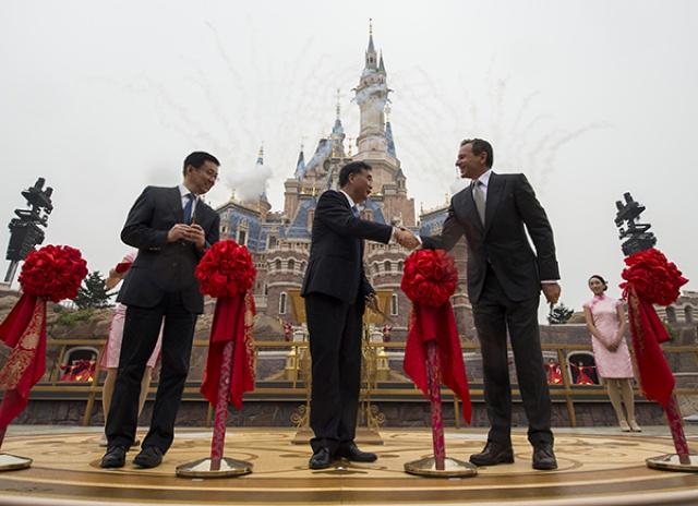 Shanghai Disney Resort en général - le coin des petites infos  - Page 3 982145W157
