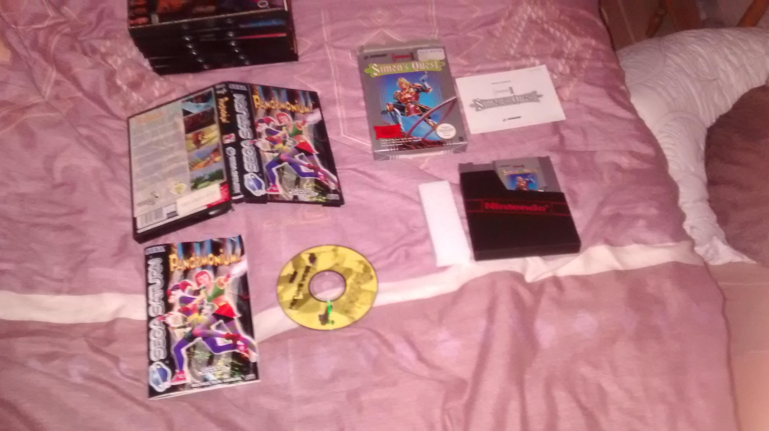 [Vds] Lot Dreamcast - MS/MD et Saturn Update 18/01 ajout Jeux Sat Jap - Page 3 983960IMG20160118011637212