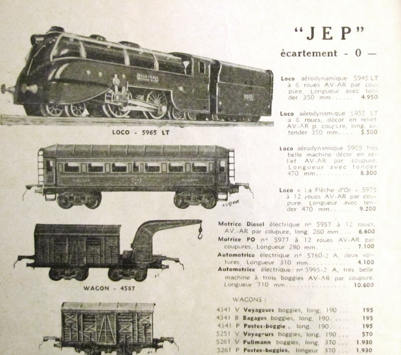 un catalogue de modèles réduits en 1951 984605IMG7978