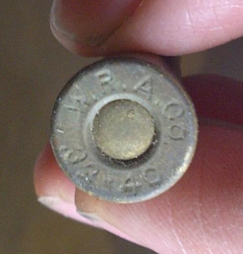 boite ancienne de cartouches Winchester 32/40 98492761w2