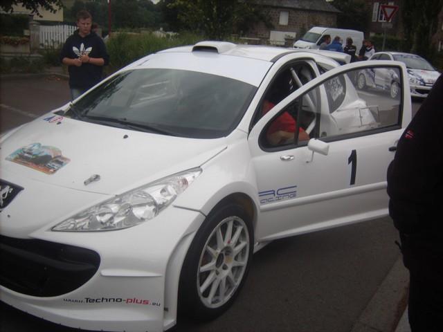 31è Rallye Tessy sur Vire Gouvets 2012 (vérifications techniques)  985350Sep01825