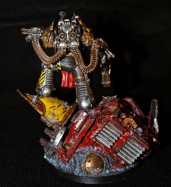 Iron warriors : Stormeagle terminé  !! 985442Perturabo21