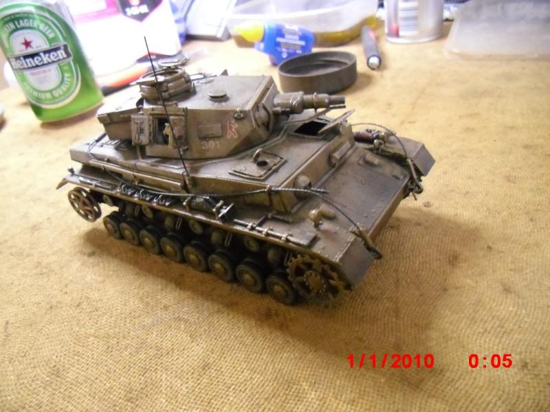 panzer - PANZER 4 ausf.F 986314CIMG2308