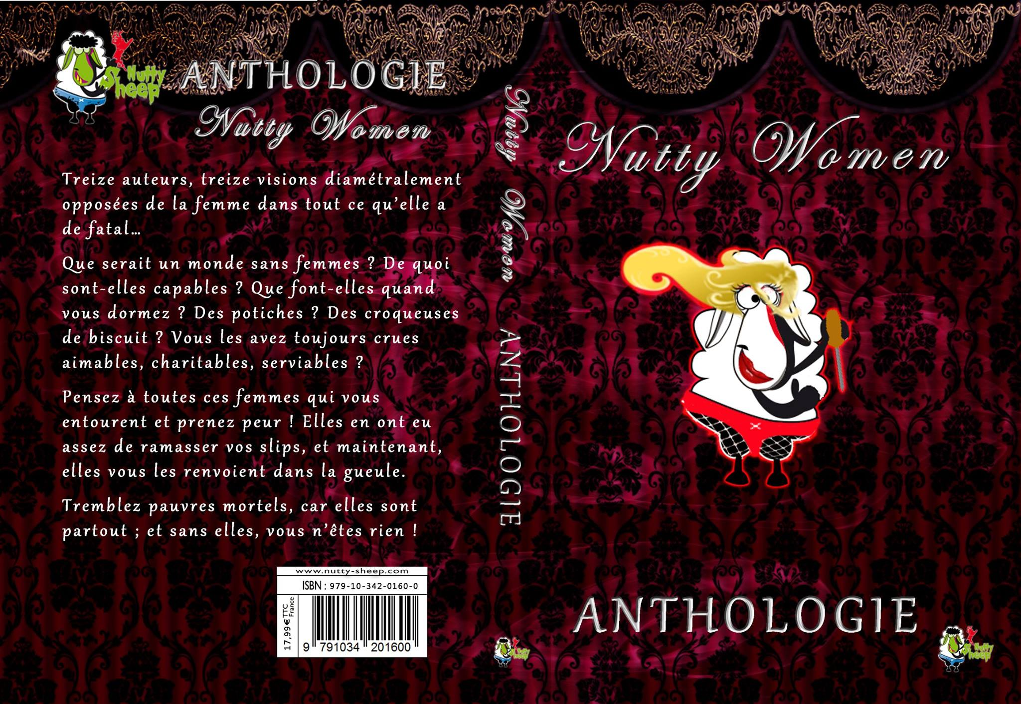 Nutty Women - Anthologie de nouvelles [Nutty Sheep] 986710201168626695873032463404796224110434684577o