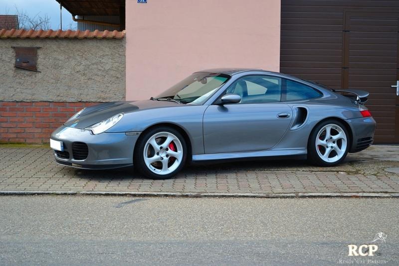 Rénovation extérieur Porsche 996 TT 9875150365
