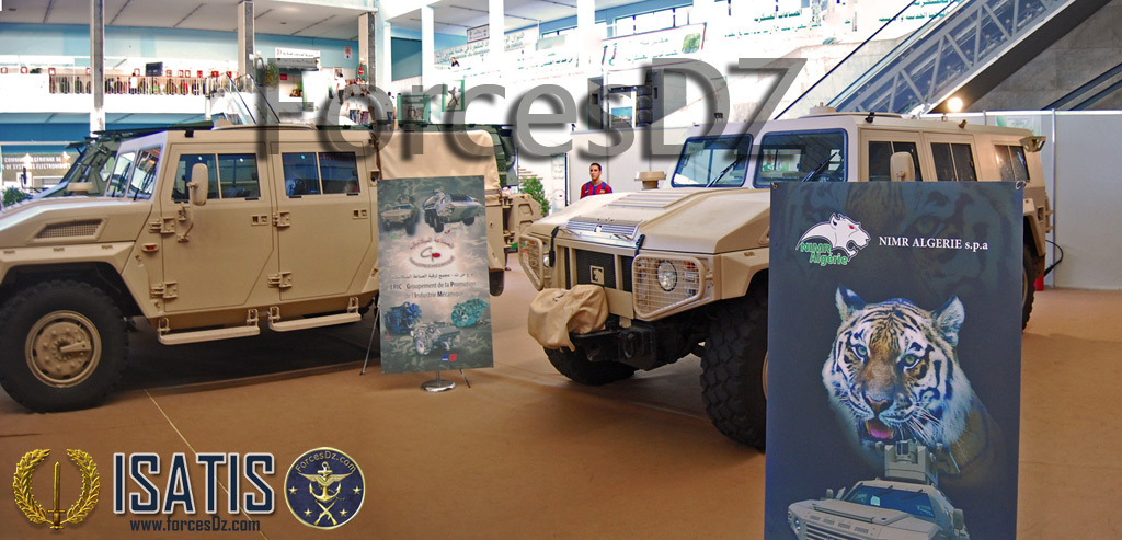 الصناعة العسكرية الجزائرية عربات Nimr(نمر)  - صفحة 2 987837WWW