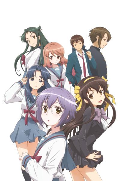 [MANGA/ANIME] Nagato Yuki-chan no Shoushitsu (The Disappearance of Nagato Yuki-chan) ~ 988421224931028698