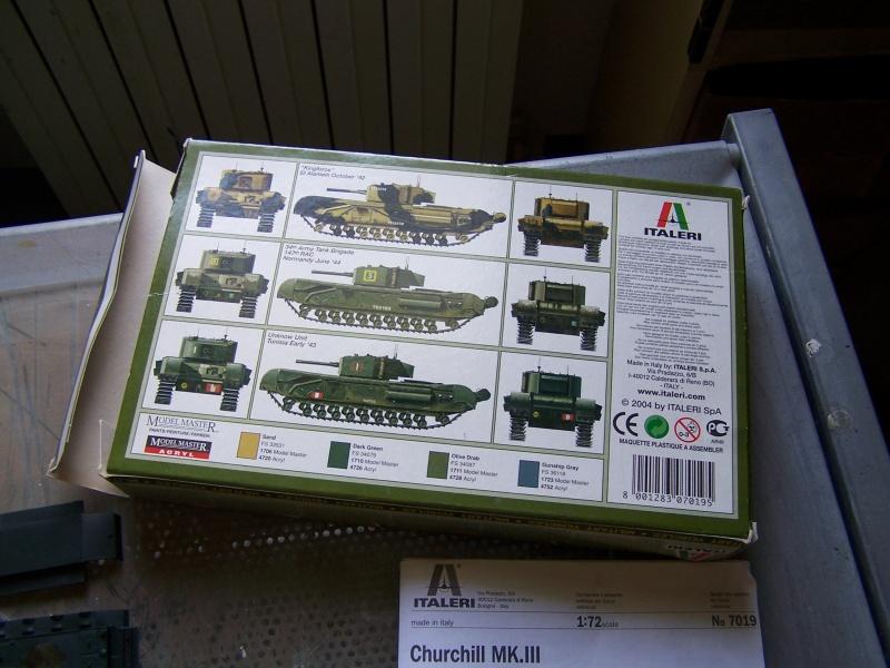Churchill mk3* Normandie 44 9886811005916