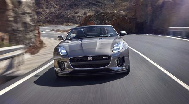 Lancement De La Nouvelle Jaguar F-TYPE Dotée De La Technologie GOPRO En Première Mondiale 989474jaguarftype18myrdynamiclocationexterior10011703