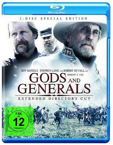 [DVD/Blu-ray]Gettysburg / Gods and Generals / Glory 989883Godsandgenerals