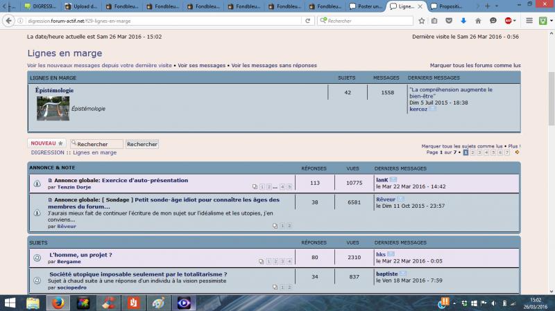 Propositions pour l'apparence du forum 990008Graphismebleurouge1catgorie