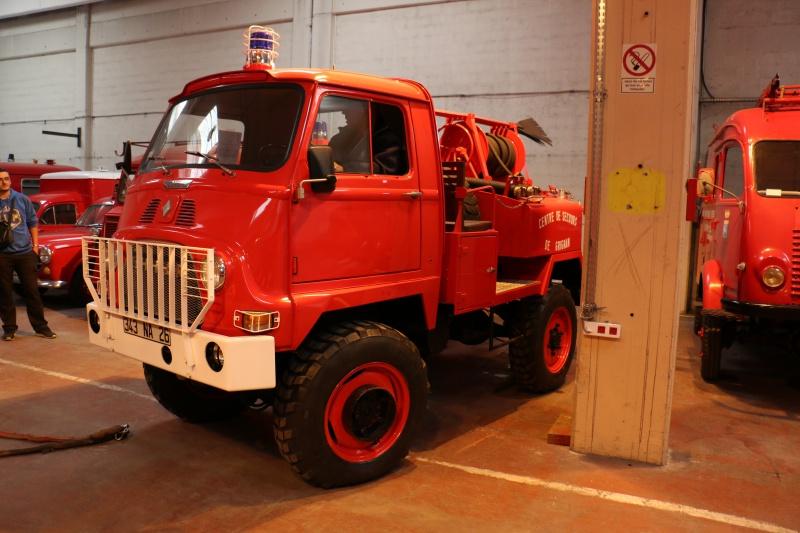 Des camions à gogo....Musée des sapeurs pompiers de Lyon 990174IMG6780