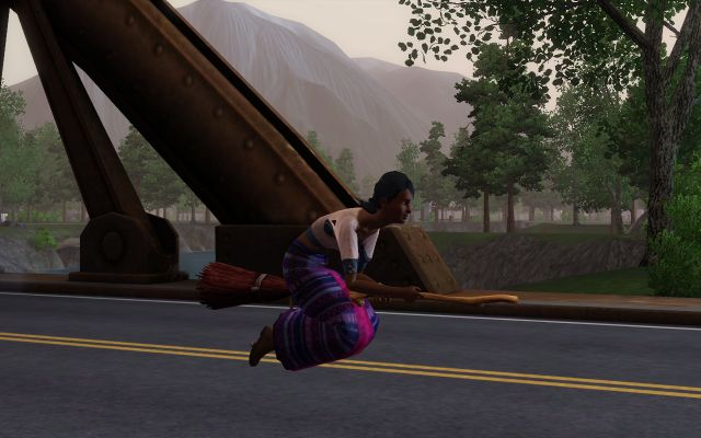 Les Sims 3 : Super-pouvoirs - Page 5 990689Sorciresursonbalet
