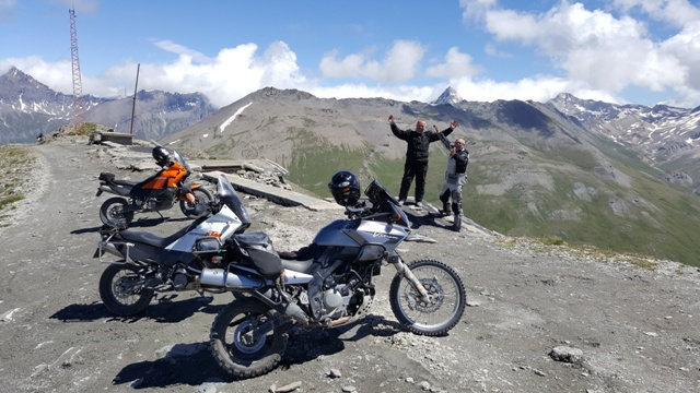 LC8 Rally western Alps - Stella alpina - Alps Tour 2016  99084020160713115957