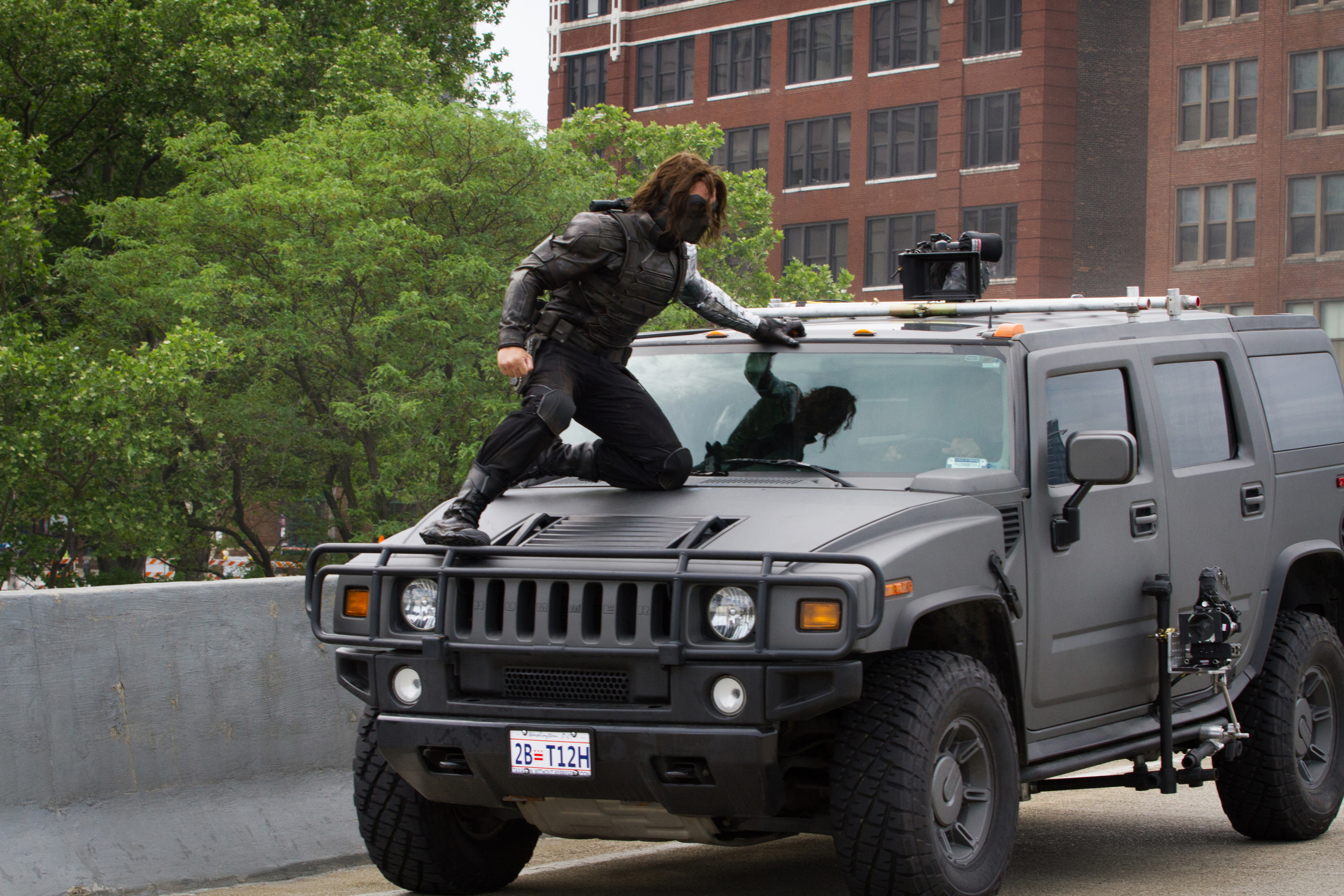 Captain America : The Winter Soldier 990894Still39