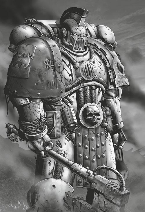 [Horus Heresy] Betrayer by Aaron Dembski-Bowden (premium hardback)   991454betrayerinternal