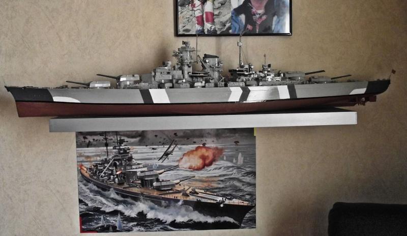 Prinz Eugen Trumpeter au 1x350 991632BismarckTrumpeter20037