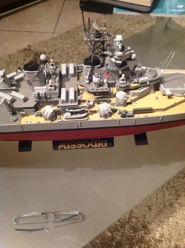 BB-63 Missouri 1/350 de Tamiya  991716image34