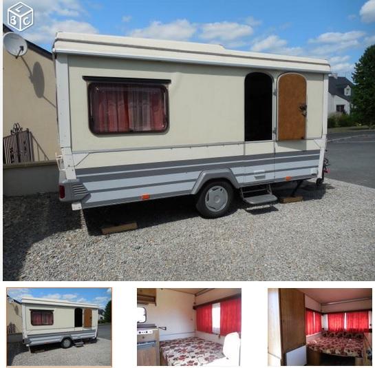 Caravane Pliante georges et jacques 991823Georgeetjacques