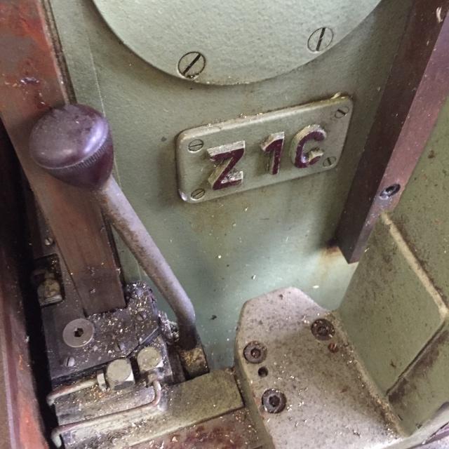 Fraiseuse Ernault Somua Z1C inside  992538IMG1907