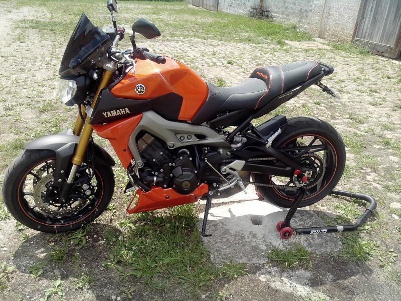 Photos de toutes les Yamaha MT-09 du forum ! :) 993088YBeaune21
