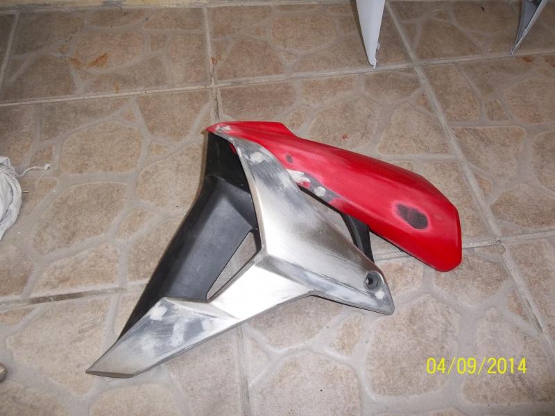 réparation carénage plastique  9937211000963