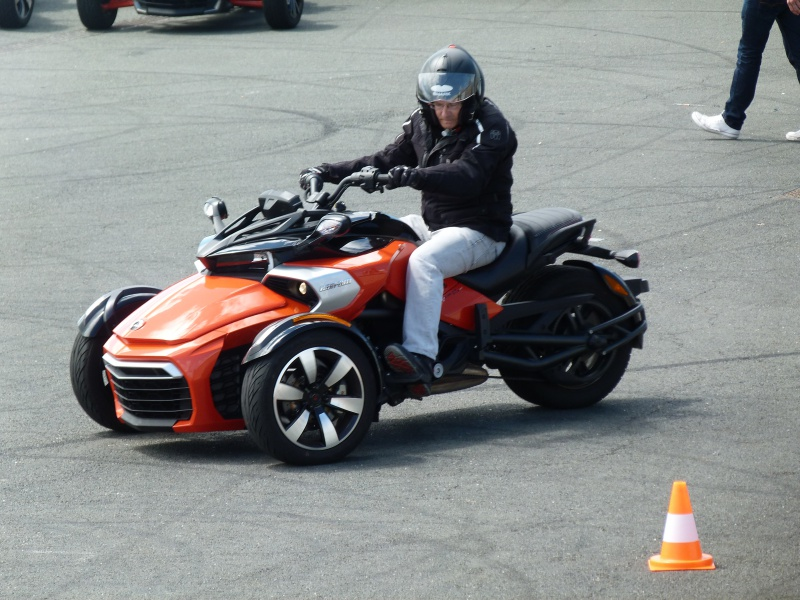 CR & Photos : TSO 17/05/15 : Essai du Can Am SPYDER F3-S et du RT-Limited 993998P1170671