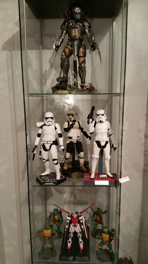 Hot Toys Star Wars First Order : Stormtrooper Squad Leader 994308201512201512551