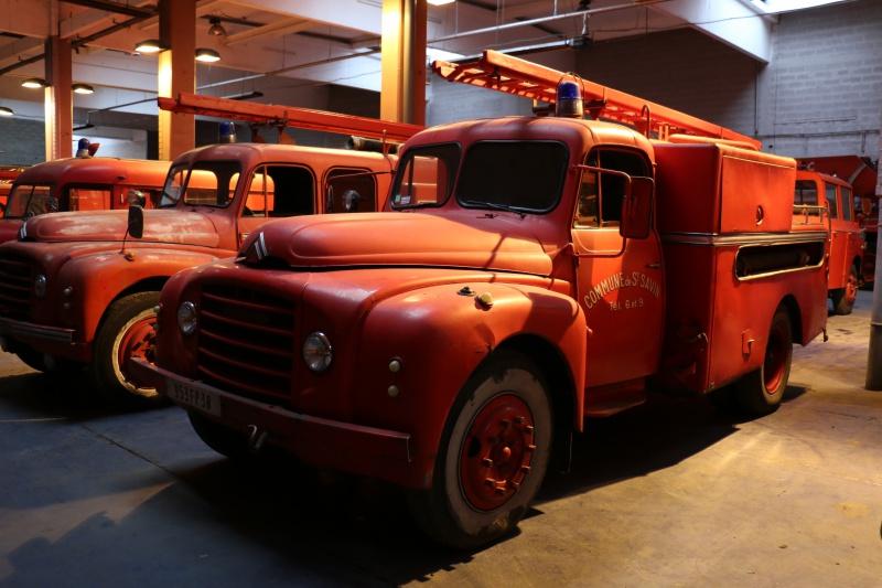Des camions à gogo....Musée des sapeurs pompiers de Lyon 994438IMG6626