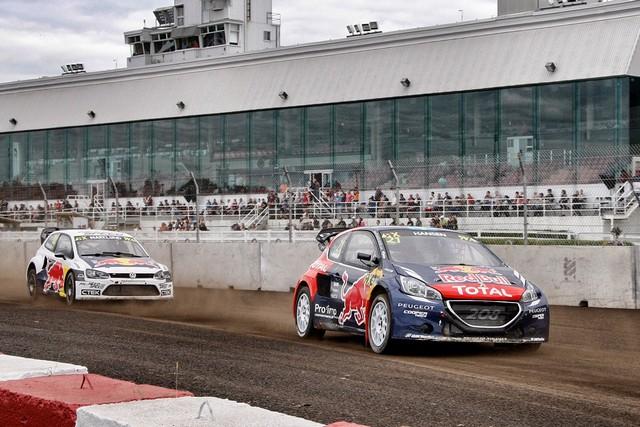 Rallycross : La PEUGEOT 208 WRX et le Team Peugeot Hansen triomphent au Canada ! 994576wrx20150807086