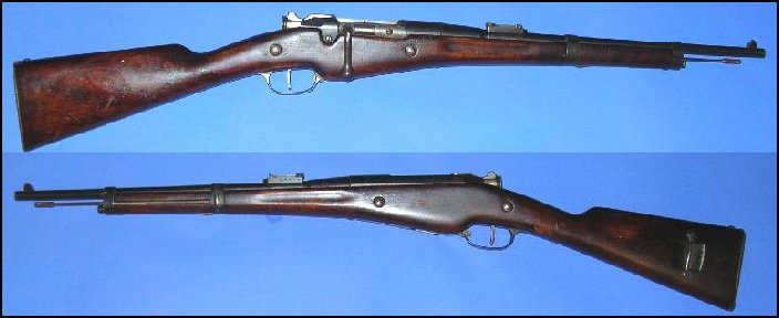 Carabine de cavalerie Berthier 1890 Modifiée 1915 995054Carabine1890bayo2a