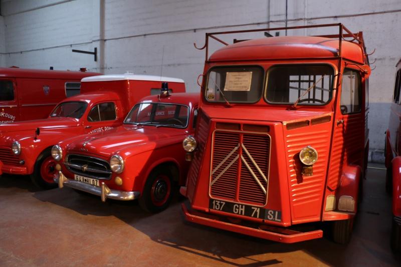 Des camions à gogo....Musée des sapeurs pompiers de Lyon 995139IMG6525