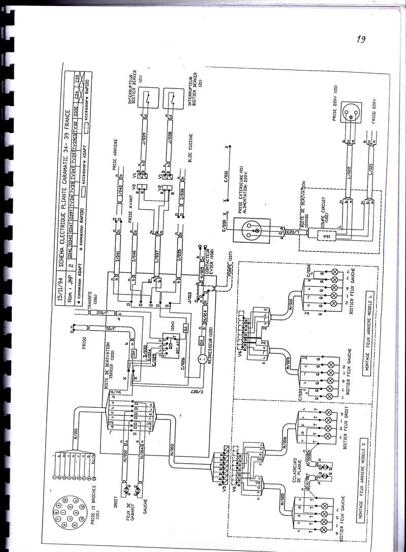 Manuel d'utilisation et d'entretien des caravanes Esterel 1997/1998 995893IMG0019