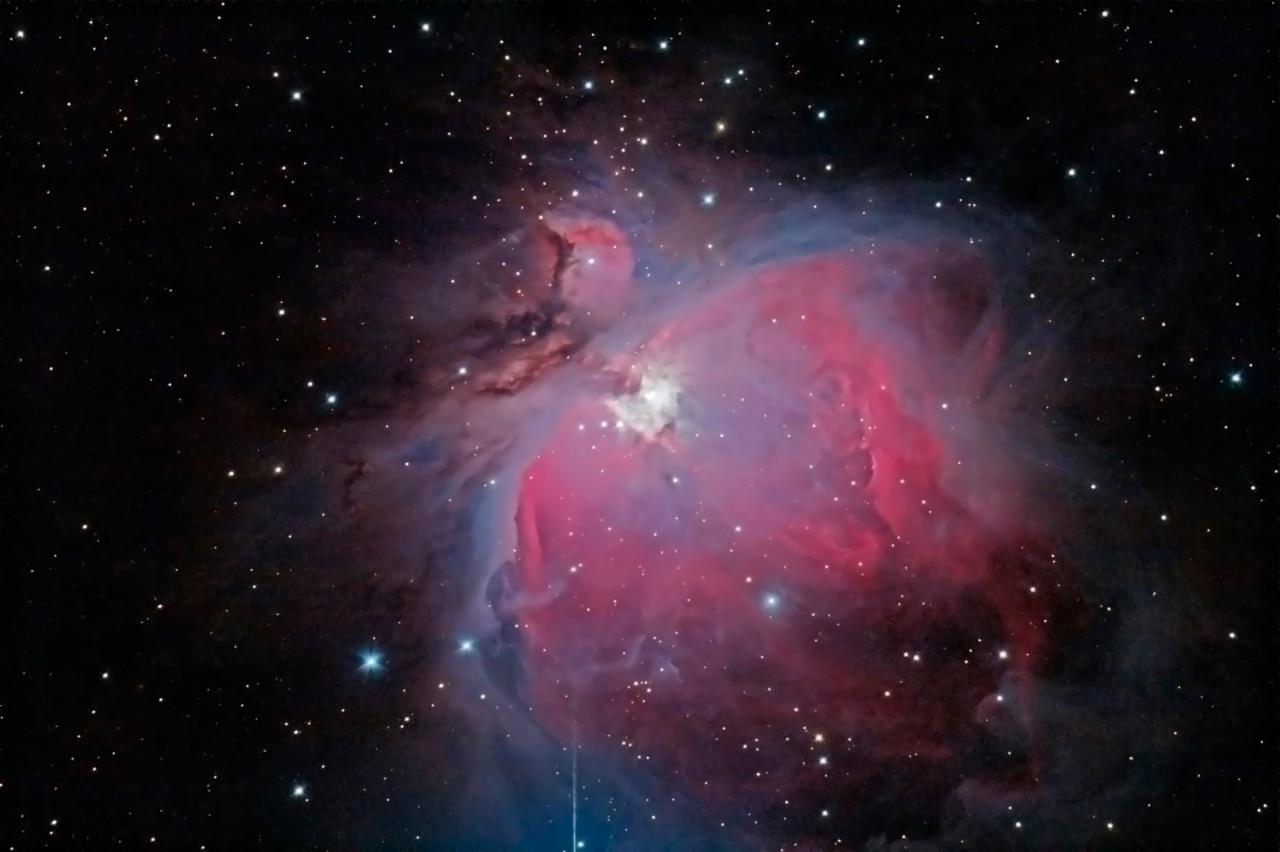 M42 le même soir 21DEC2014  996783M42MIXr4wsRVB