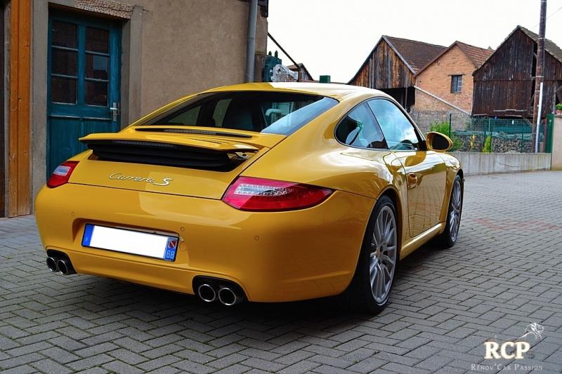 Rénovation extérieur Porsche 997 997631DSC0137