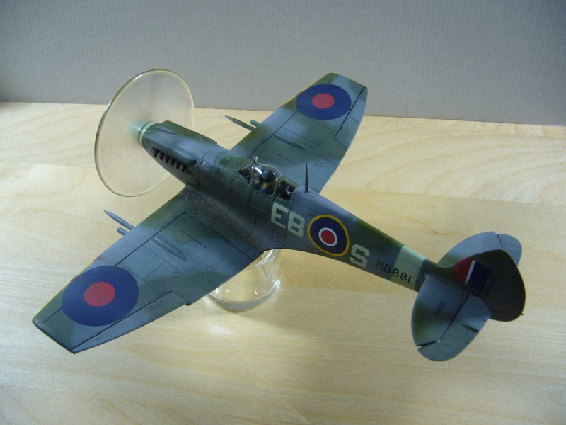 Spitfire XII du 41 RAF Sqn le 7 juin 1944, Airfix (projet AA) - Page 6 998189fini2