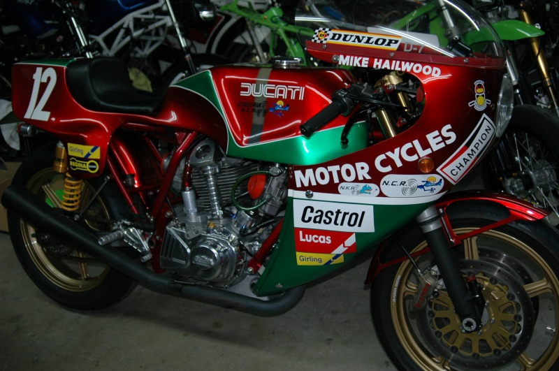 Ducati Mike Hailwood '78 TT replica 998264HailwoodReplica2