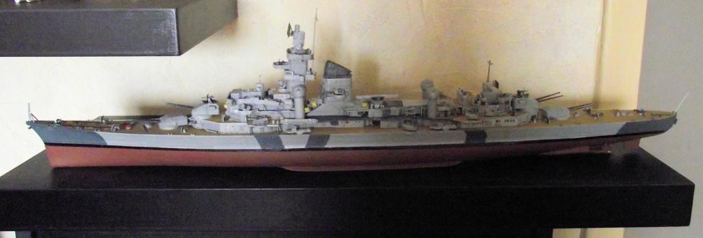 Prinz Eugen Trumpetter 1x350 avec PE Eduard 998313PrinzEugen1x35033