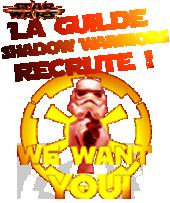créer un forum : Shadows Warriors 998351Recrutement