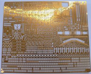 BISMARCK 1/350 Platinum Edition Mini_112171DKMBismarck53