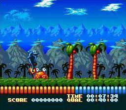 James Pond's Crazy Sports - Fiche de jeu Mini_119025462