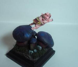 Les réalisations de Pepito (nouveau projet : diorama dans un marécage) Mini_136537Cochongob62