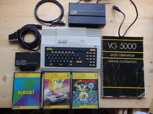 [Estim] Lots Schneider VG5000µ & Sinclair ZX Spectrum + access & softs Mini_157916vg5mille