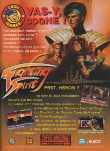 Fighting Spirit : Tuff E Nuff - Fiche de jeu Mini_158145FightingSpirit