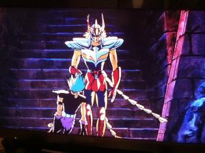 Saint Seiya THE MOVIE Blu-ray BOX 1987-2004 Mini_168642IMG1433