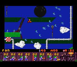 Lemmings 2 : The Tribes - Fiche de jeu Mini_175201234