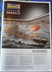 BISMARCK 1/350 Platinum Edition Mini_187463DKMBismarck06
