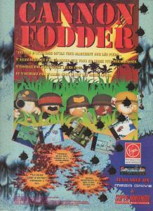 Cannon Fodder - Fiche de jeu Mini_189451CannonFodder